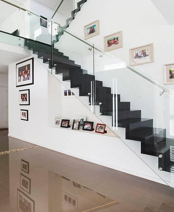custom stair design