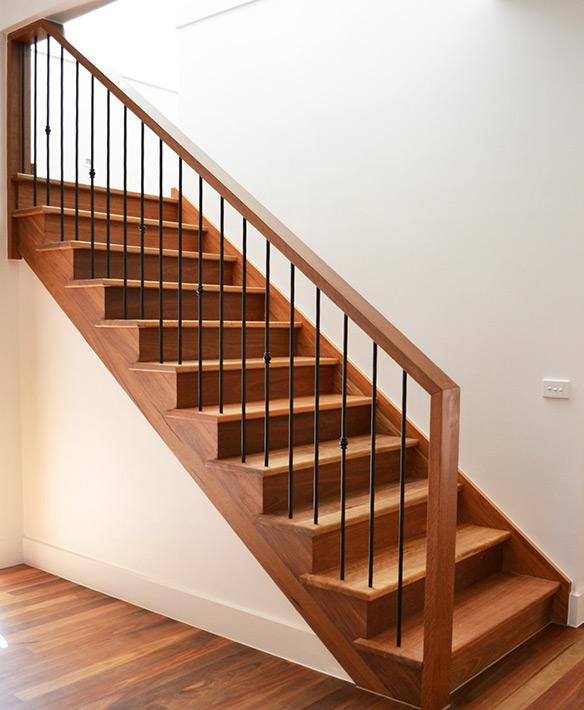 cut staircase