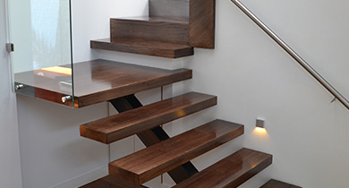combination stairs