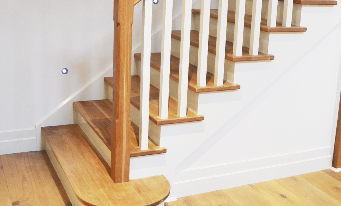 cut staircase design