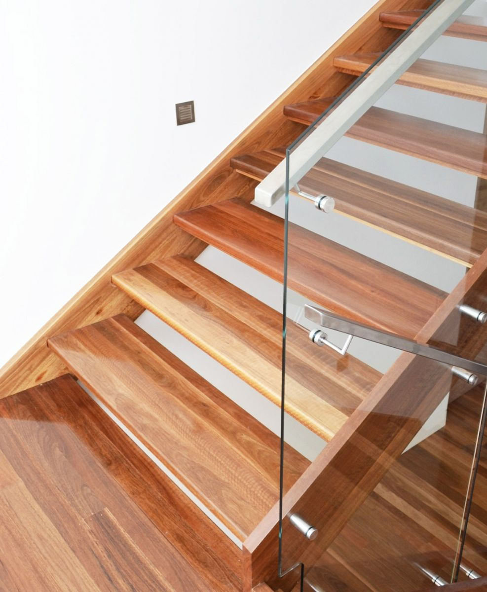 Timber Stairs Melbourne, Wooden Stairs, Hardwood Staircase