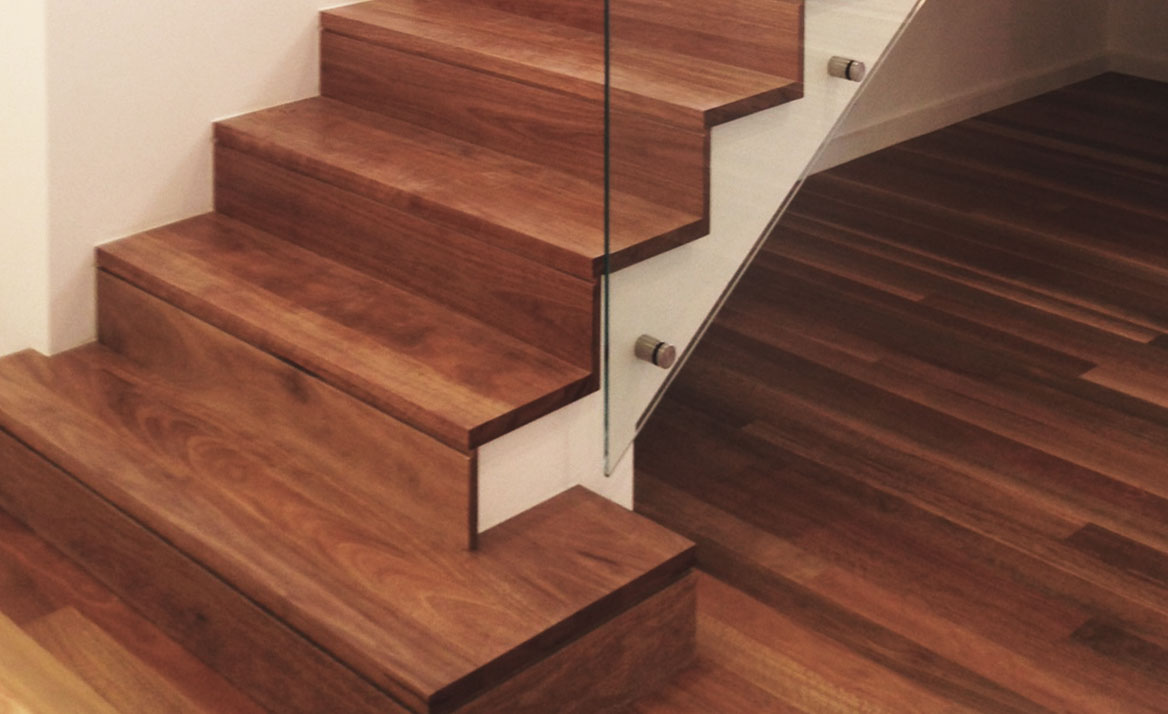 Exceptionnel A Bullnose Can Be The Ideal Way To Draw The Eye In, Opening The Staircase  Up To The Rest Of The Room And Making It Appear Like Less Of An Add On.