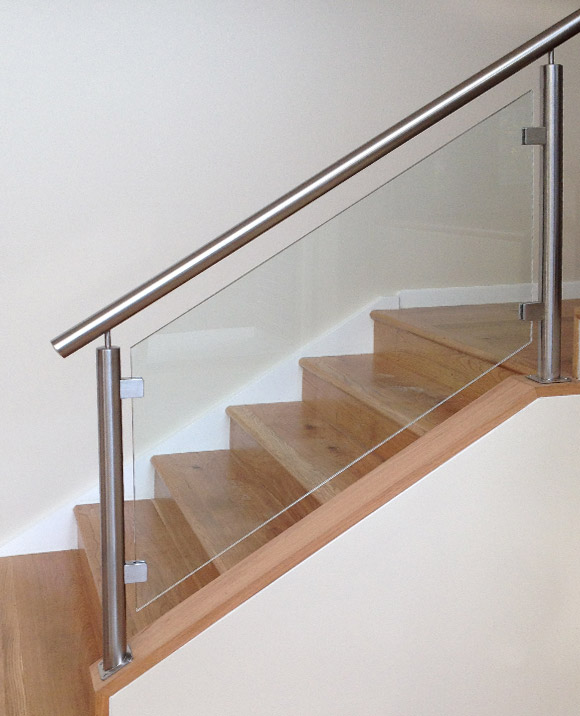 Elegant A Choice Of Round And Square Rails In Standard Sizes.