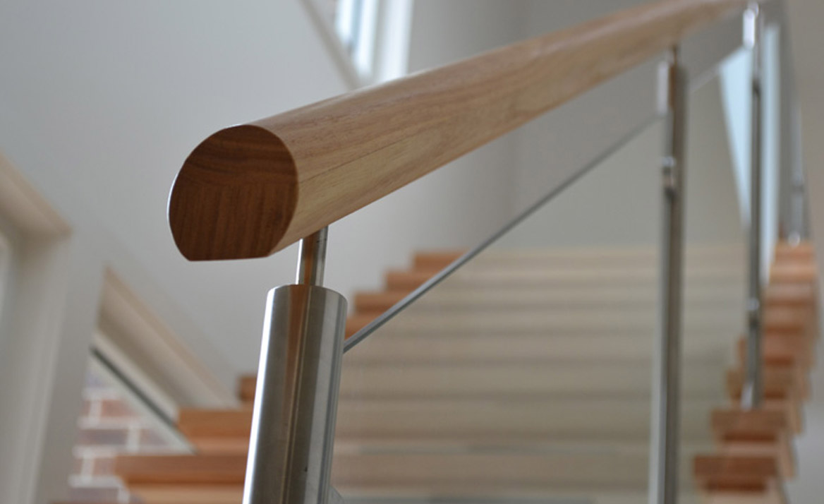 Good The Style Of Your Handrail Can Make Or Break The Design.