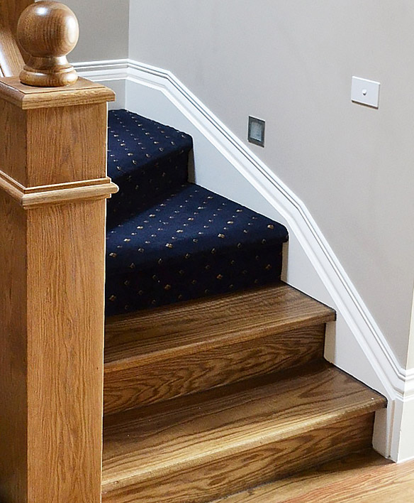 classic staircase design