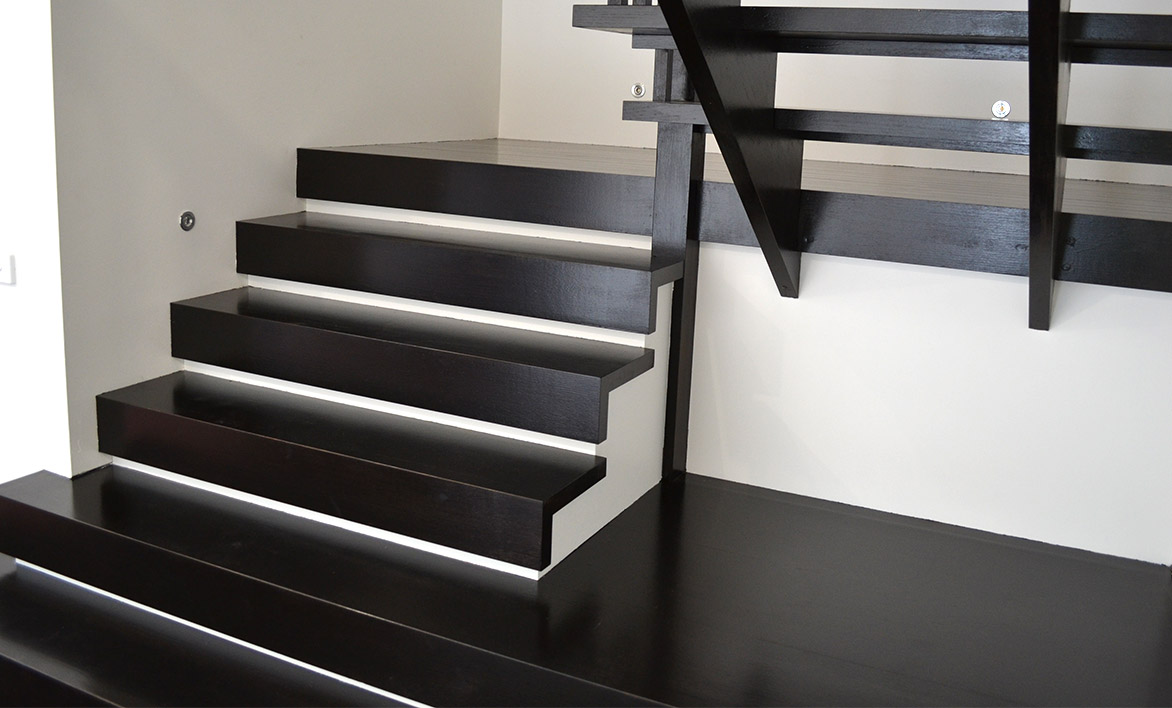 combination stair design