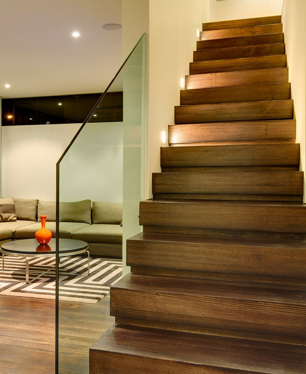 combination stairs design