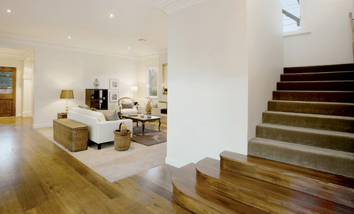 concealed staircase design
