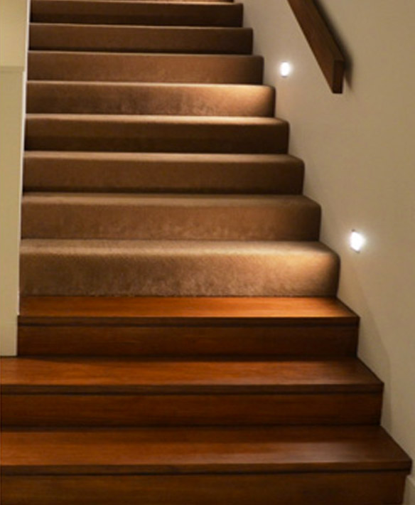 concealed staircase