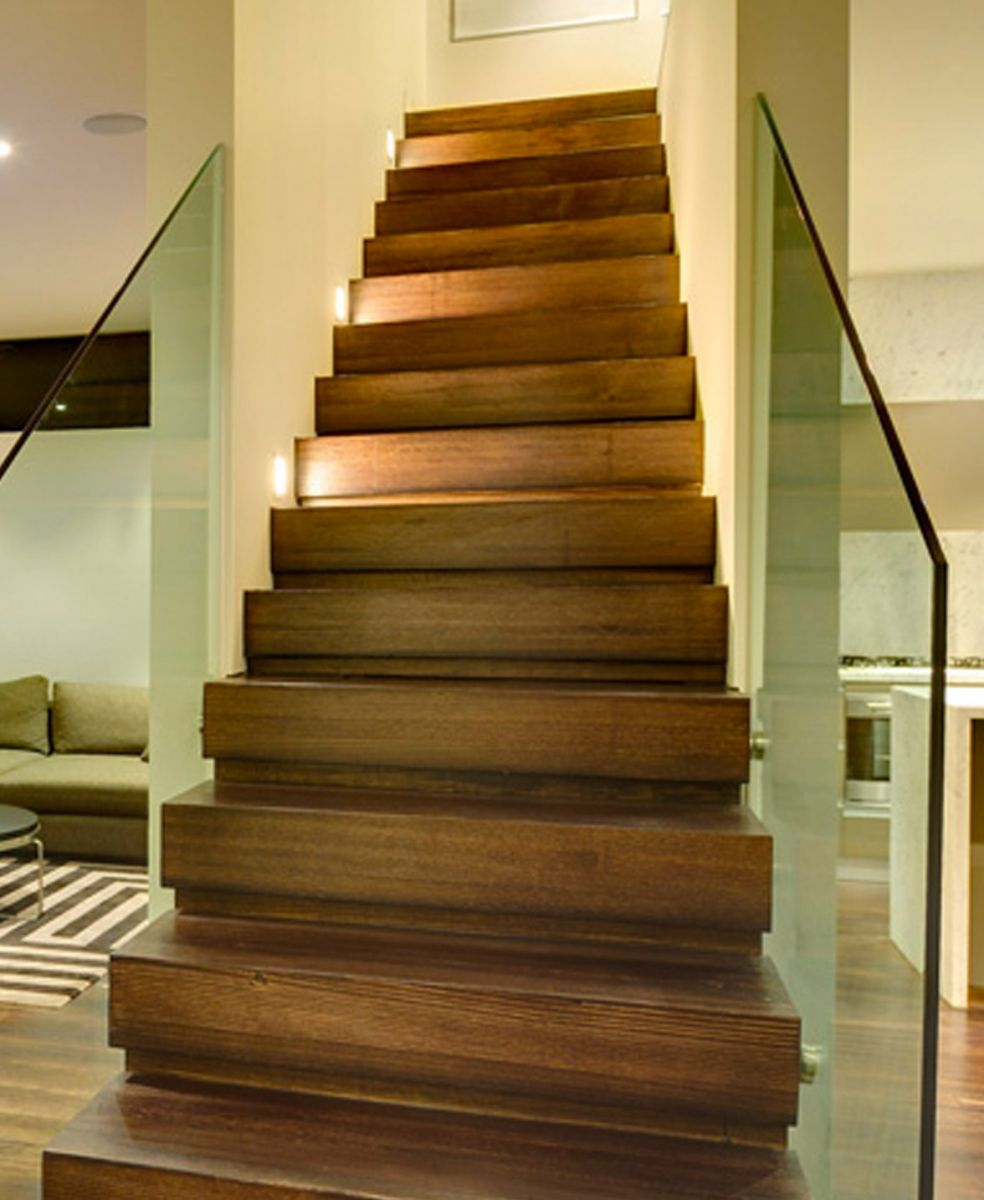 concealed stairs design