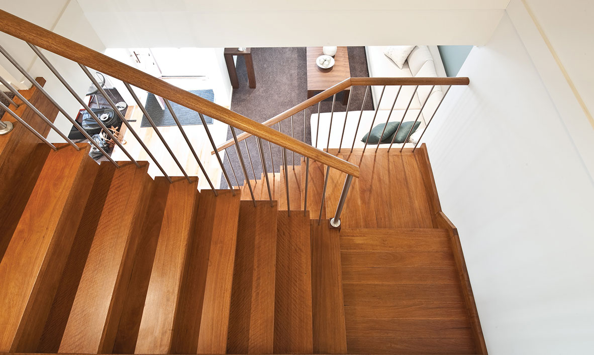 contemporary stair designs