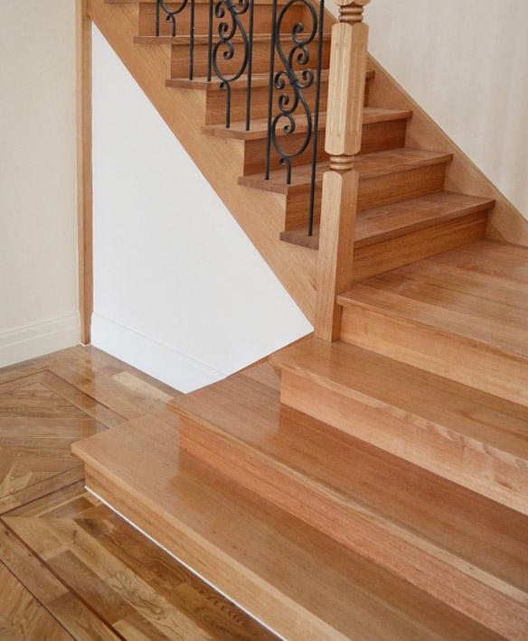 cut stair designs