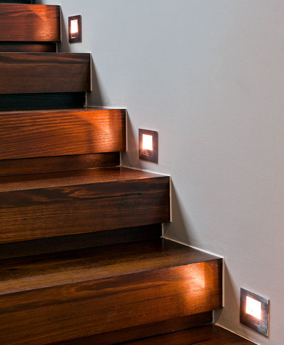 feature staircase design