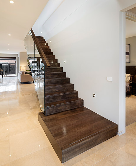Feature Stairs Design Melbourne Gowling Stairs