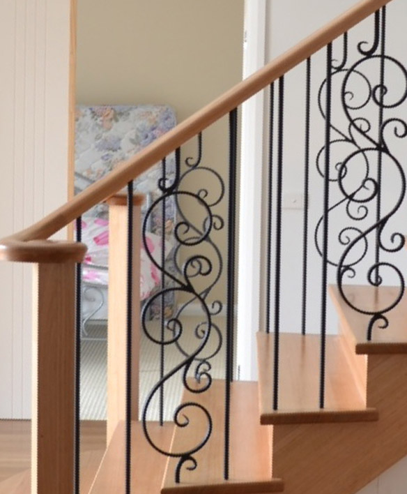 handrail features design
