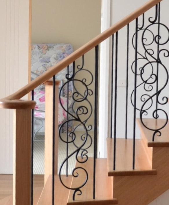 handrail features design