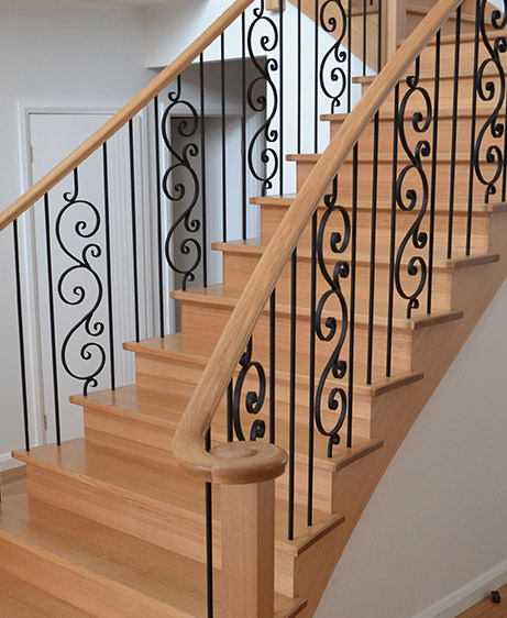 handrail features