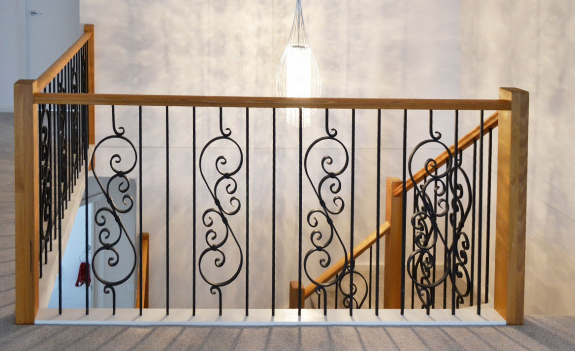 melbourne wrought iron balustrading