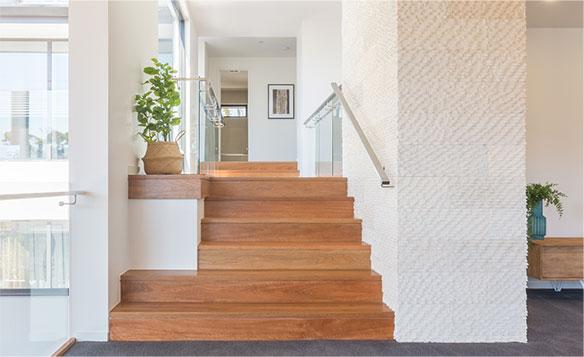 modern spiral stairs