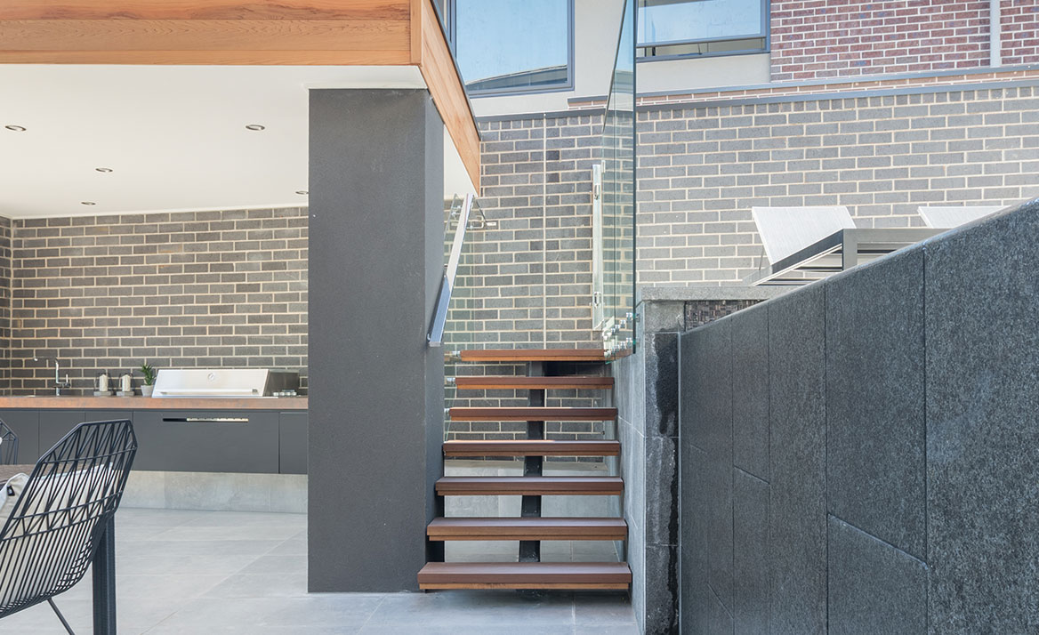 steel staircase designs