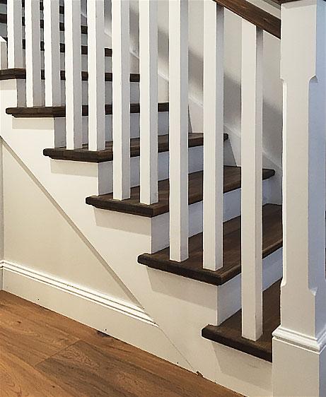 timber balustrades