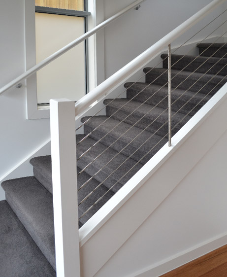 Wire Balustrade Melbourne Stainless Steel Wire