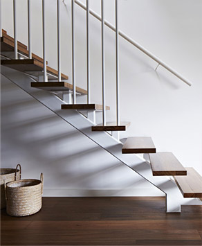 A Staircase Option With Superior Strength And Durability.