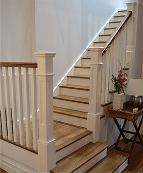 Think Continuous Handrails And Australian Hardwoods.