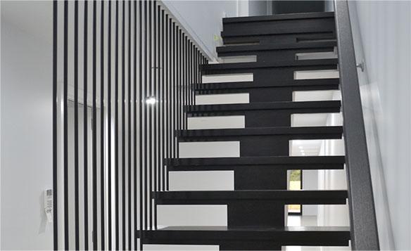 modern designer stairs