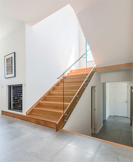 Modern Staircases modern stairs melbourne, spiral staircase & railings design